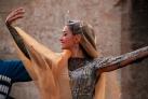 Азербайджанская девушка в национальном костюме