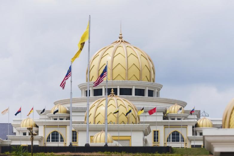 Национальный дворец в Куала-Лумпуре