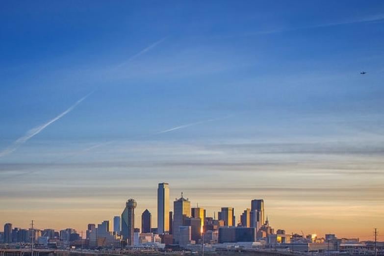 Рассвет над Далласом