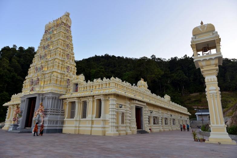 Храм Arulmigu Balathandayuthapani в Джорджтауне
