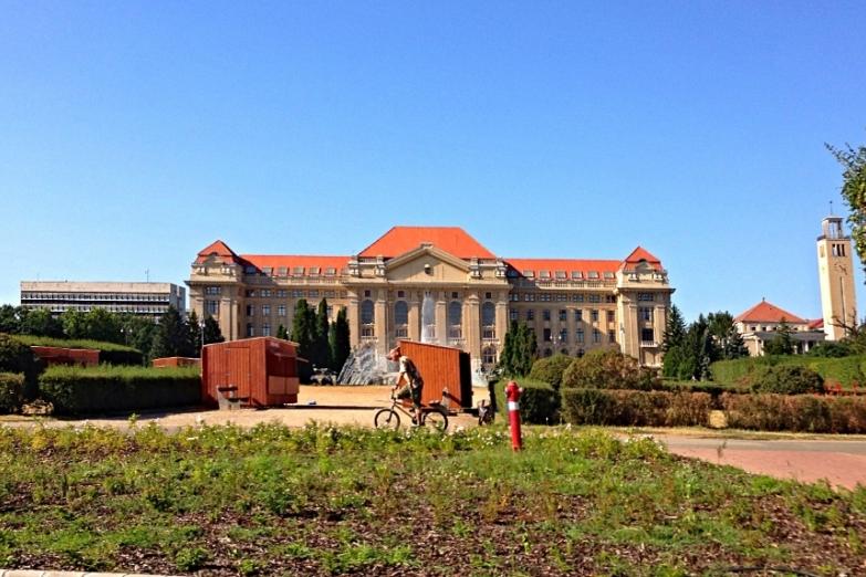 Университет Дебрецена