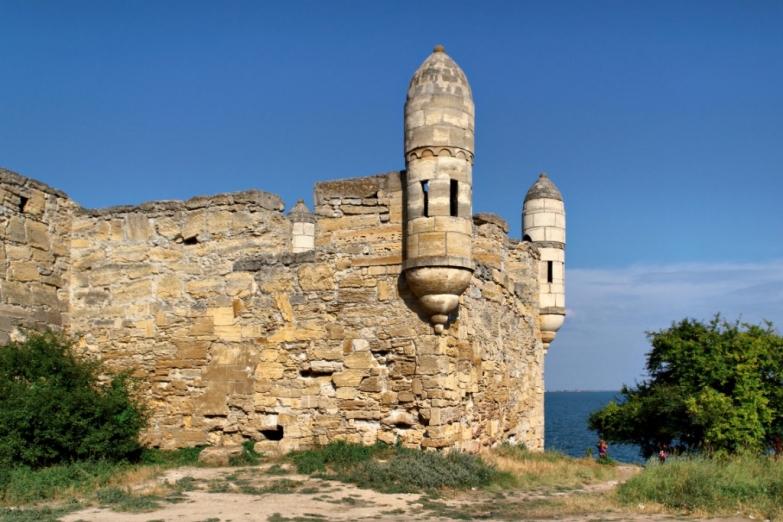 Крепость Еникалей