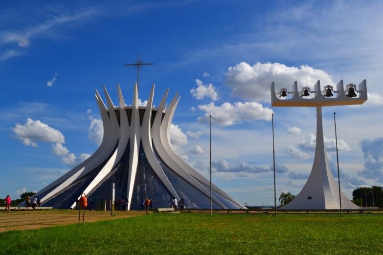 Кафедральный собор Бразилиа