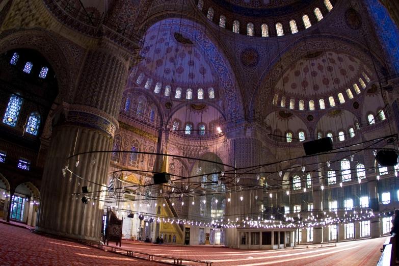 Мечеть Айя-София, Стамбул