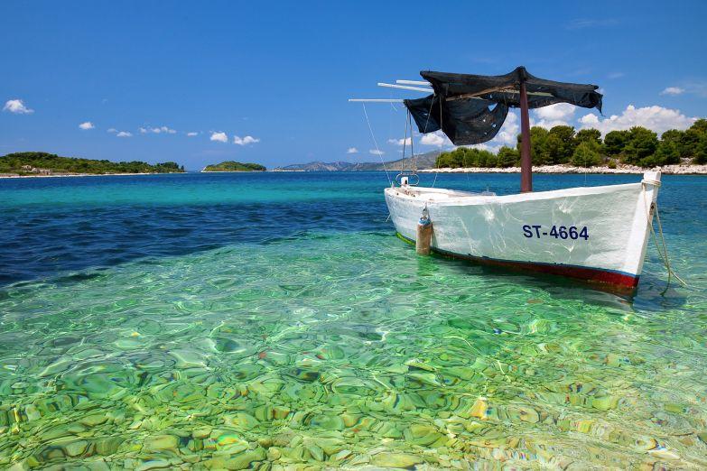 Адриатическое побережье Хорватии