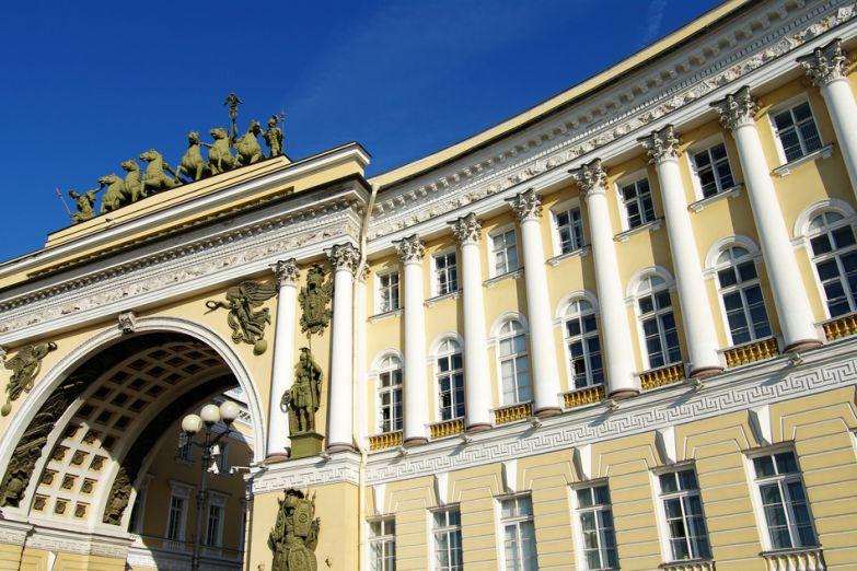 Здание Генерального штаба