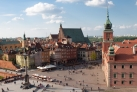 Старый город - площадь королевскго дворца