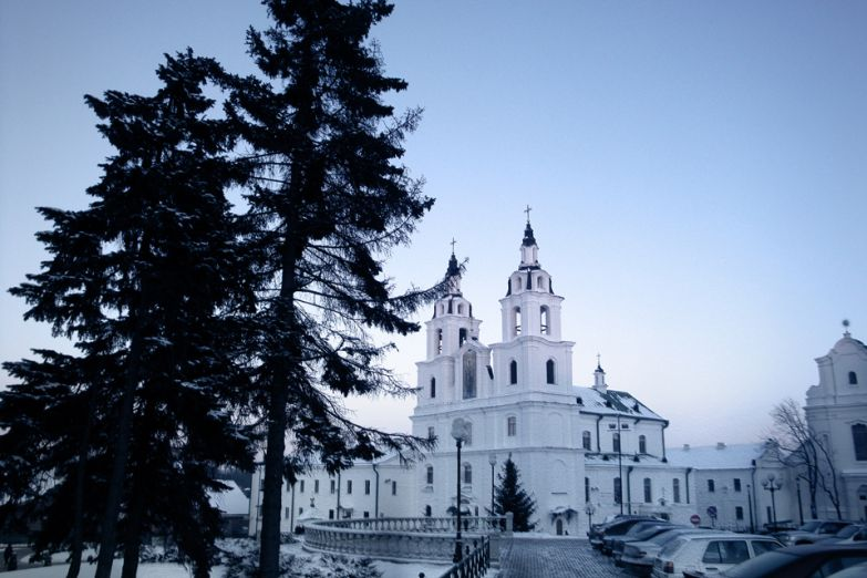Кафедральный собор в Минске