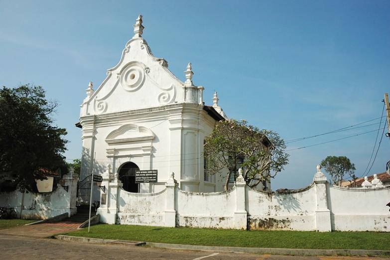 Старая голландская церковь