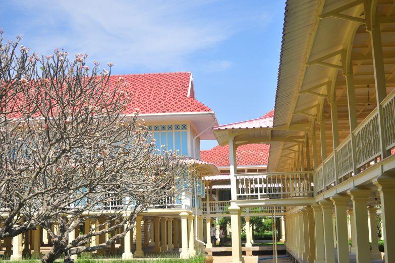 Королевский летний дворец Мригадаяван
