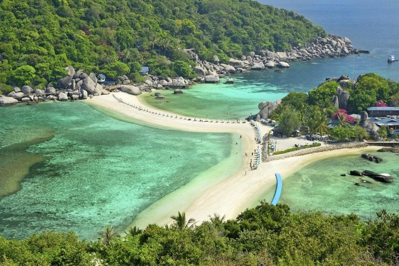 Острова Нангуан
