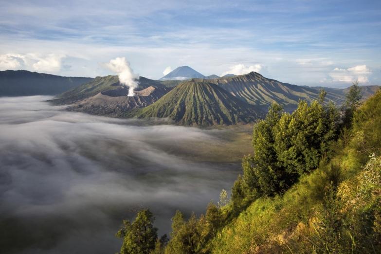 Вулкан Бромо