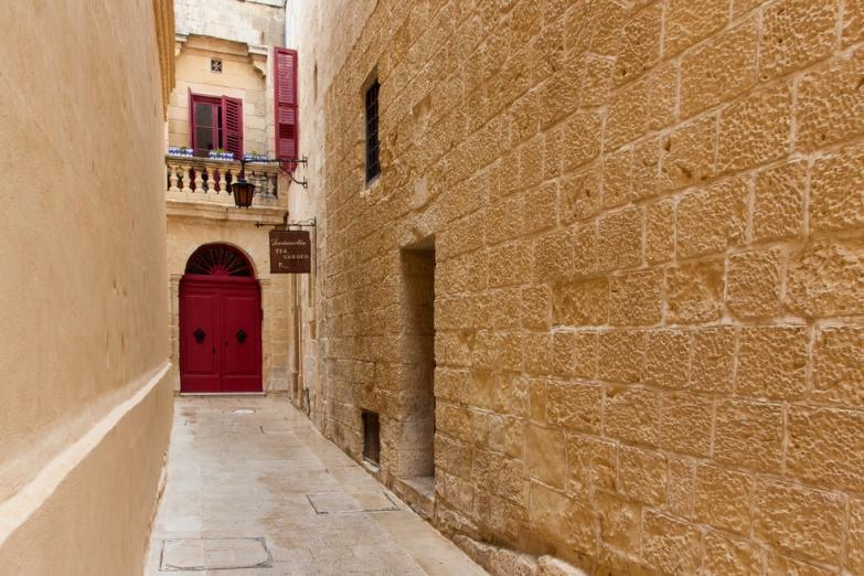 Средневековые улицы Мдины
