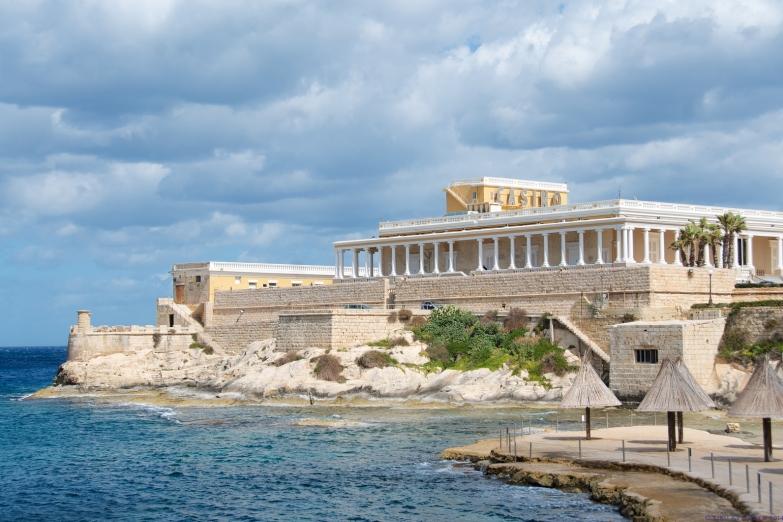 Dragonara - самое старое казино Мальты