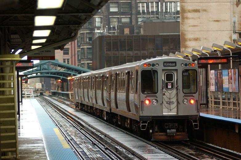Чикагское метро