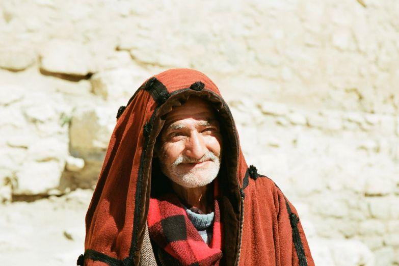Пожилой тунисец
