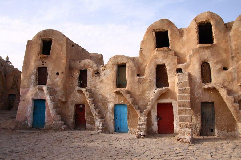 Путешествие к берберам