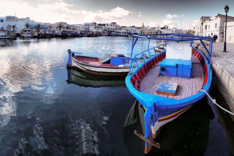 Порт Бизерты