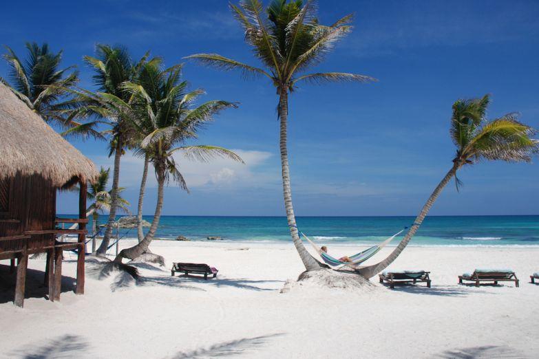 Пляж в Бока-Чике