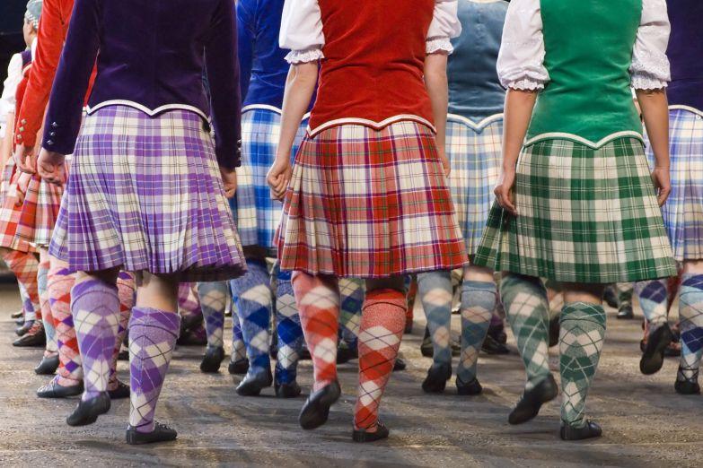 Традиционные танцы