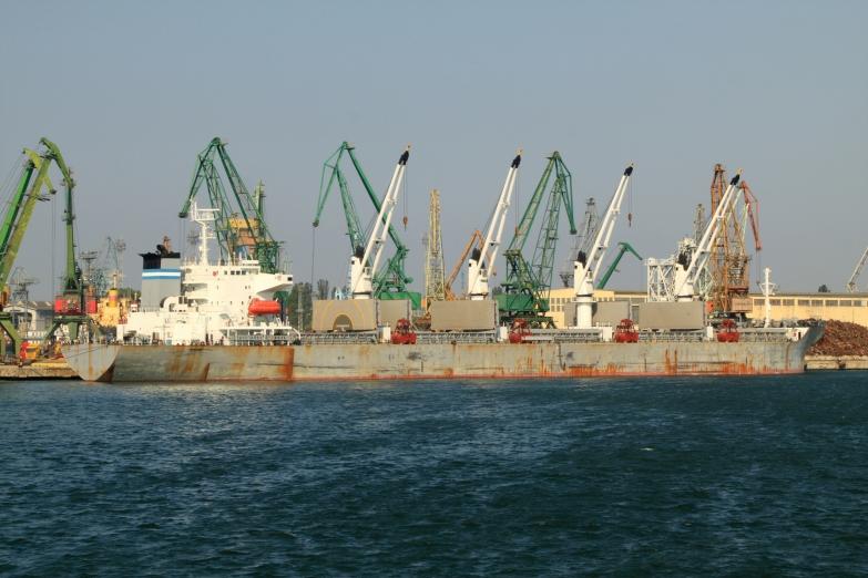 Порт Варны