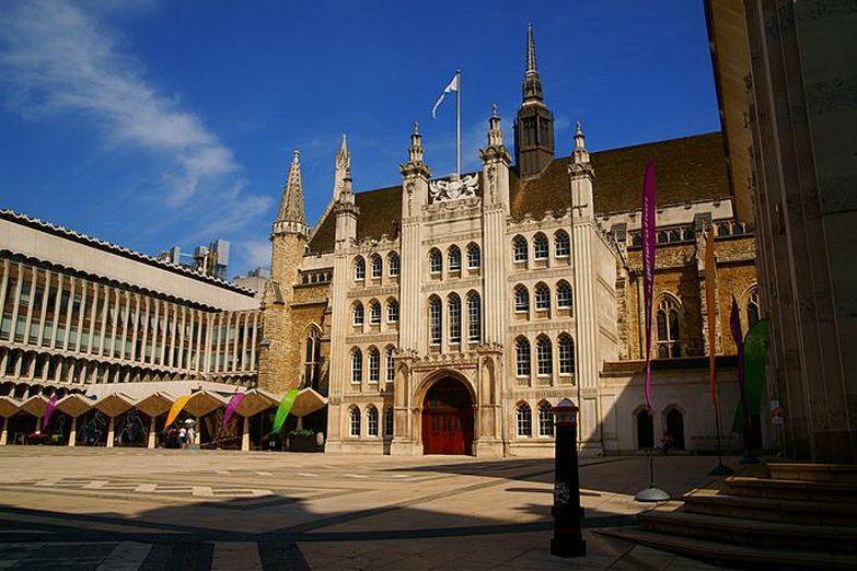 Лондонская ратуша