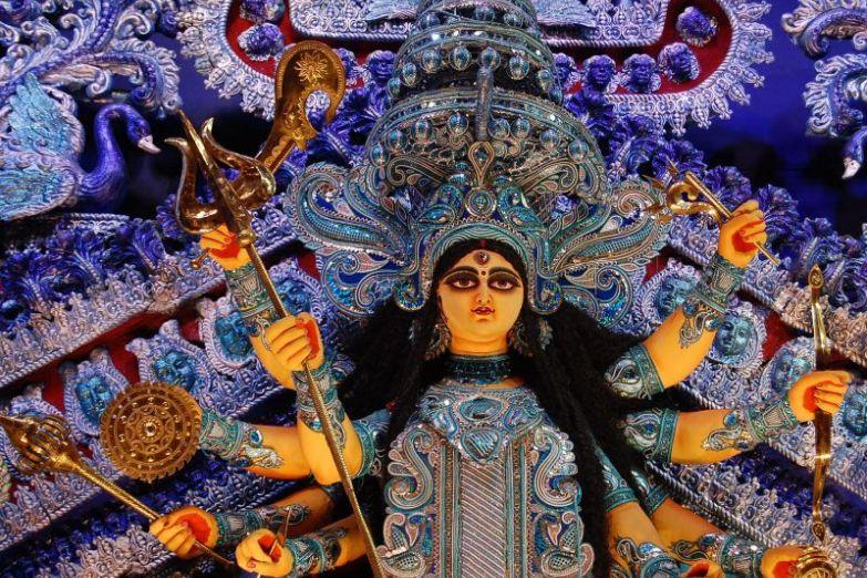 Праздник Дурга-Пуджа