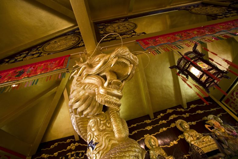 Китайский храм Сапан Хин