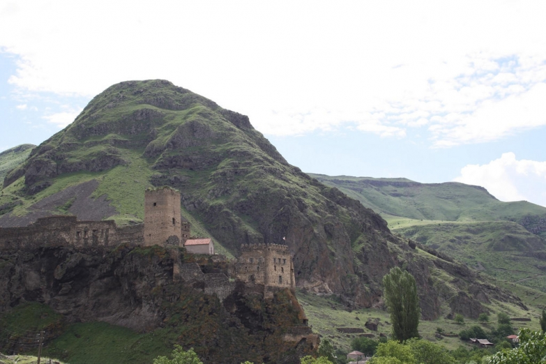 Крепость Вардзия