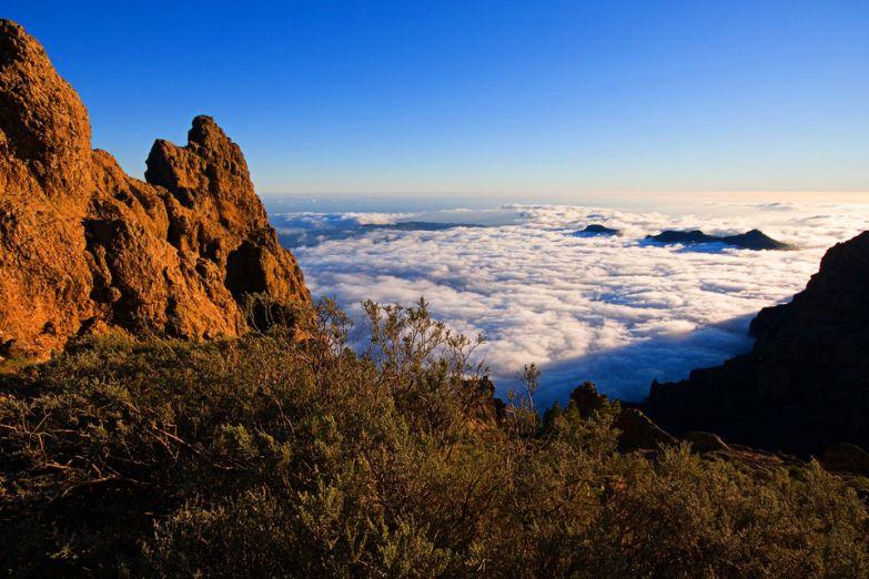 Горы Гран-Канарии