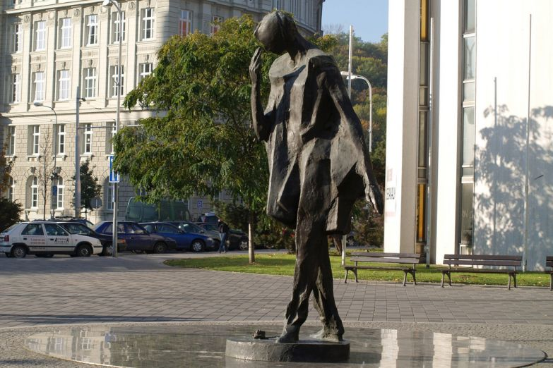 Памятник в Брно