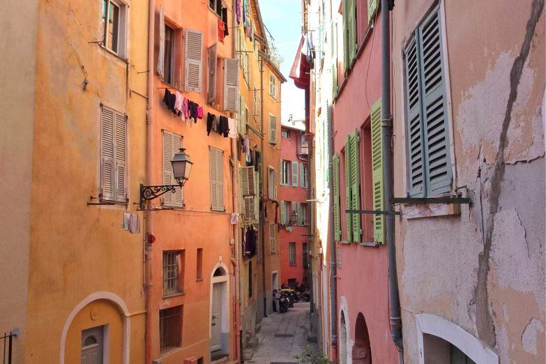 Улицы Старой Ниццы