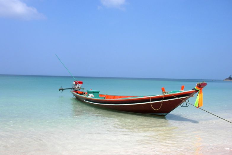 Пляж Чалоклам