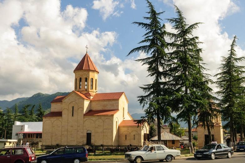 Церковь в Имеретии