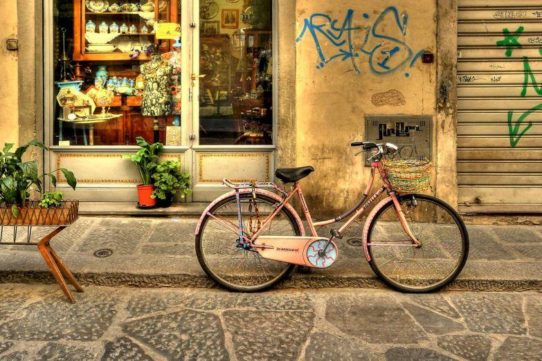 Улица в одном из городов Италии
