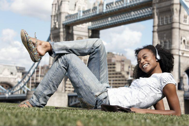 Лондон - студенческая столица мира