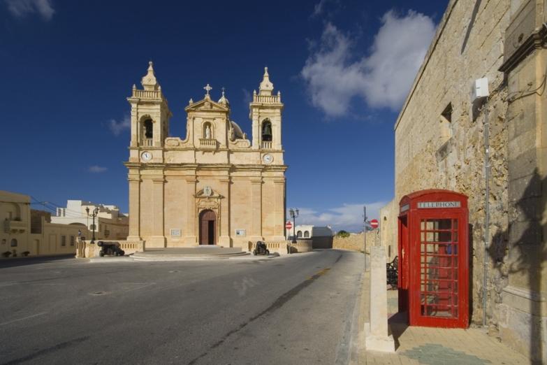 Кафедральный собор Святого Павла в Мдине