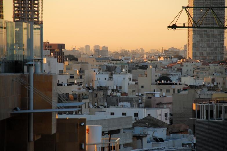 Крыши Тель-Авива