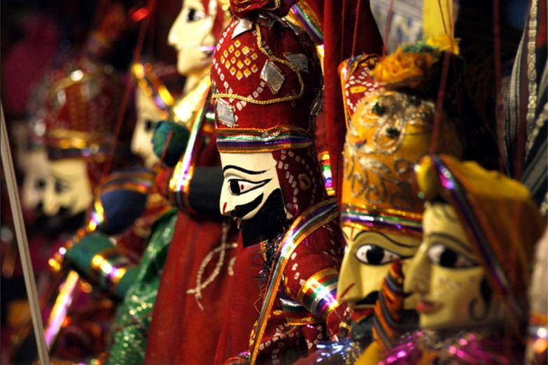 Традиционный театр кукол