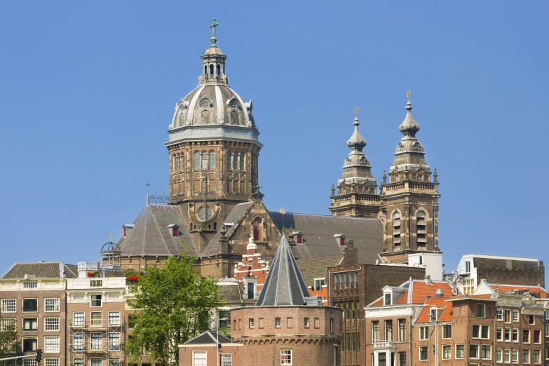 Базилика Святого Николая, Амстердам