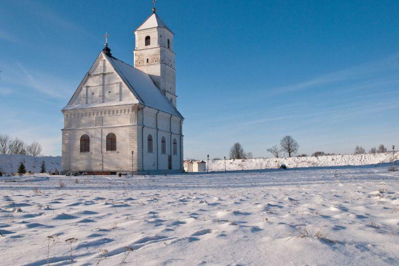 Зима в Белоруссии