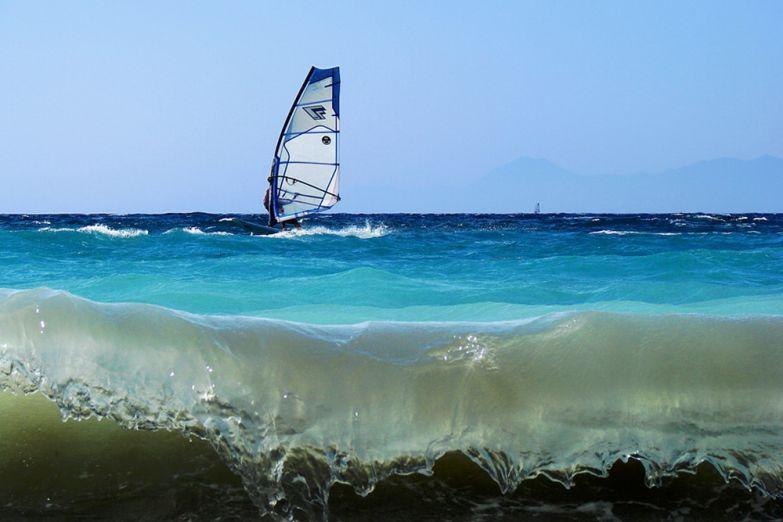 Серфинг на западном побережье