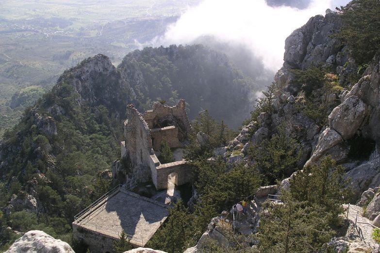 Замок Буффавенто