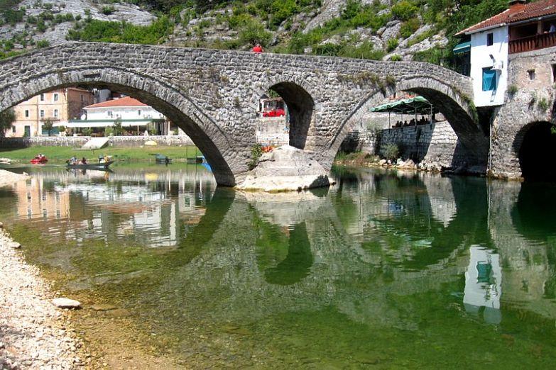 Мост принца Данило