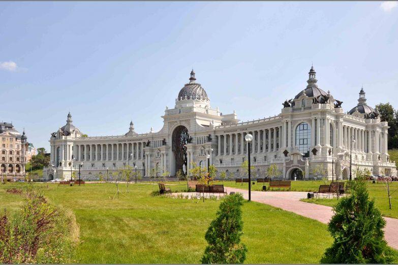 Правительственное здание в Казани