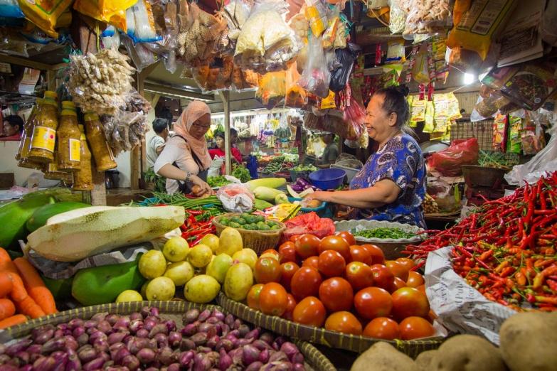 Тибетский традиционный рынок