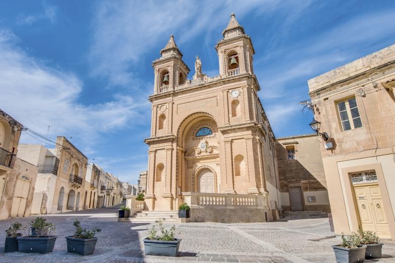 Церковь Св. Петра в Марсашлокке