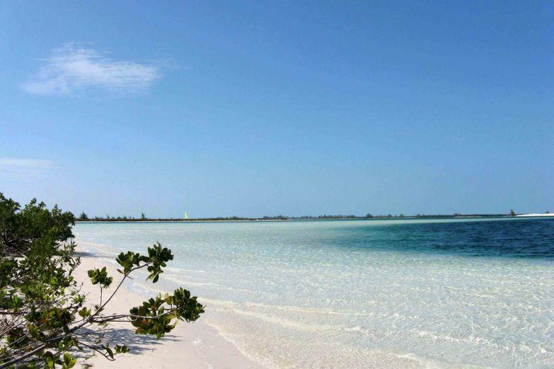 Белоснежный пляж в Варадеро
