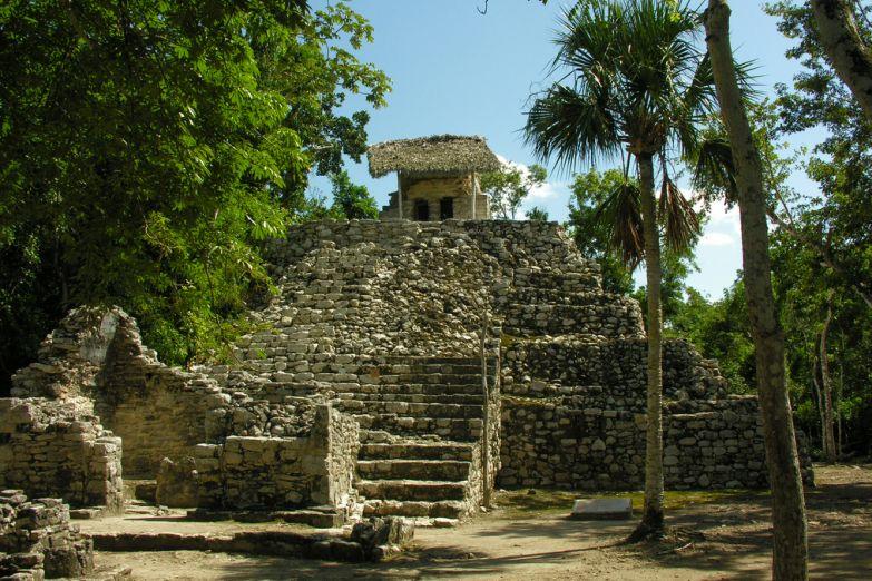 Древний город Коба, Канкун