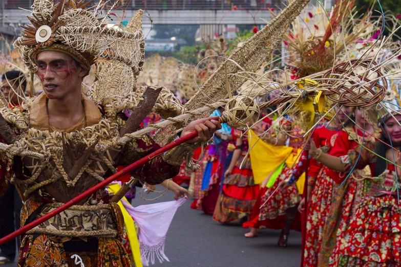 Карнавал в Джакарте